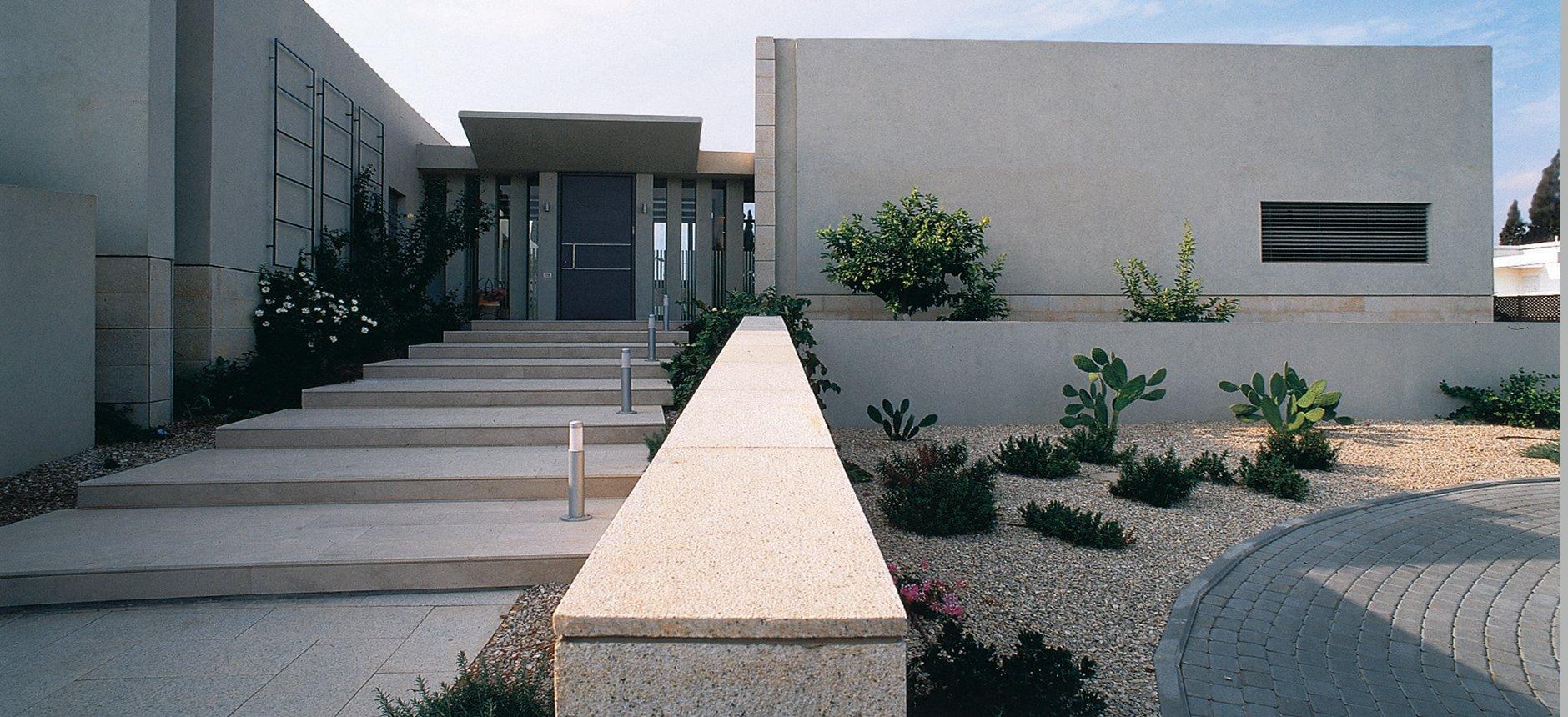 בית הלוי - בניה פרטית - אדריכלות וילות.