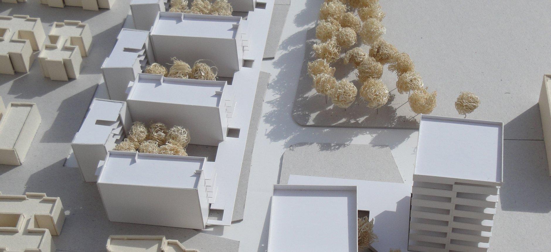 מודל לפינוי בינוי עירונית מתחם רידינג תל אביב