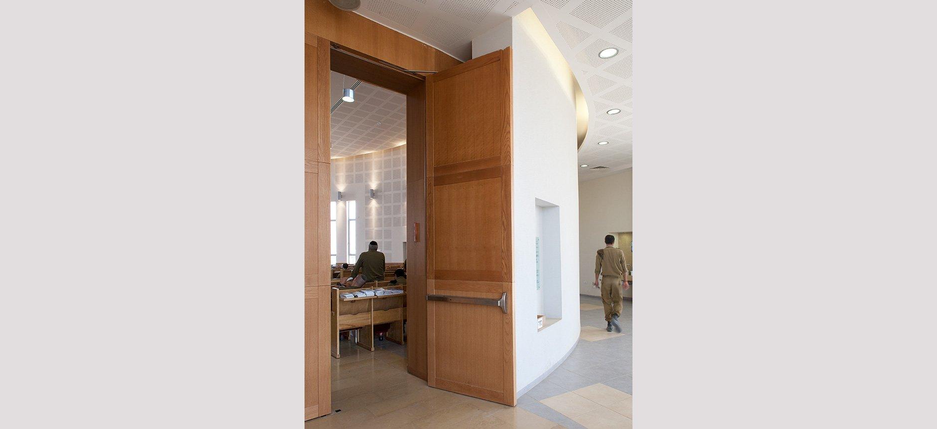 משרד אדריכולת לתכנון בית כנסת
