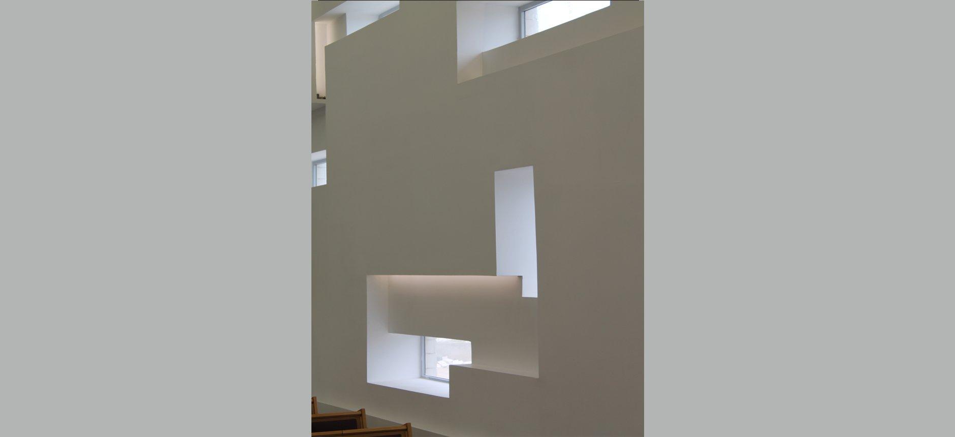 בית כנסת- אדריכל - אור